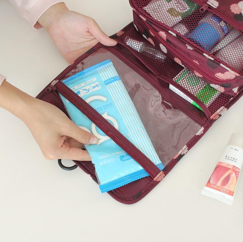 大容量出差旅游旅行防水洗漱包梳洗包洗漱品男女士收纳袋化妆包