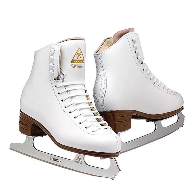 JACKSON花样滑冰鞋儿童冰刀鞋 JS1790 初学者成年男女成人溜真冰