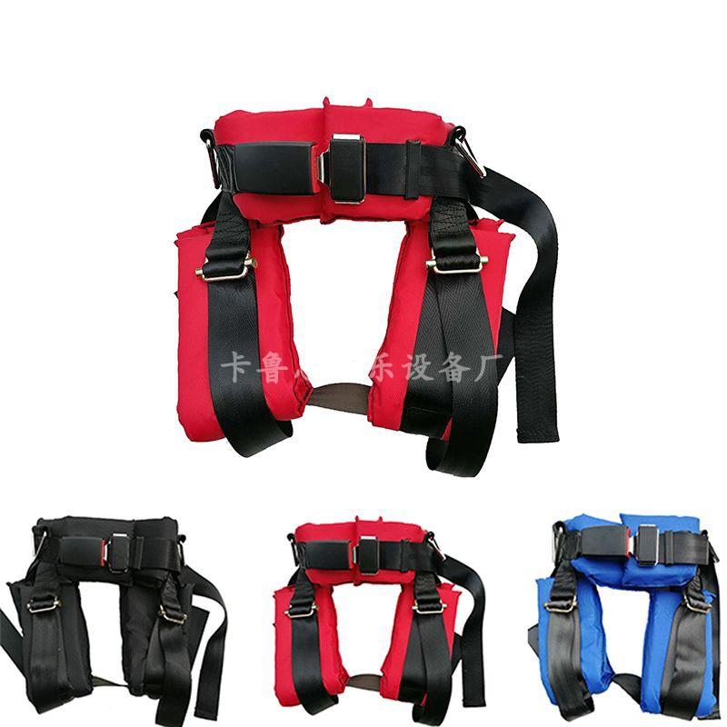 户外大型游乐设备蹦极安全带游乐场儿童成人蹦极床弹力绳蹦床配件