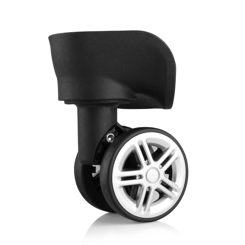 拉杆箱行李箱轮子配件万向轮旅行箱脚轮皮箱包配件滚轮滑轮维修