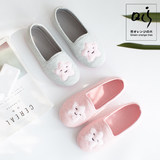 Confinement shoes autumn bag with postpartum soft bottom pregnant women shoes spring and autumn thick bottom maternity shoes summer indoor non-slip confinement slippers