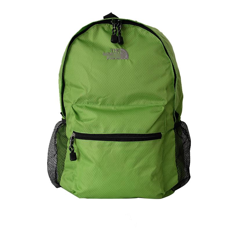 可摺疊雙肩揹包時尚便攜戶外休閒旅行面板超輕大容量防水清倉甩賣