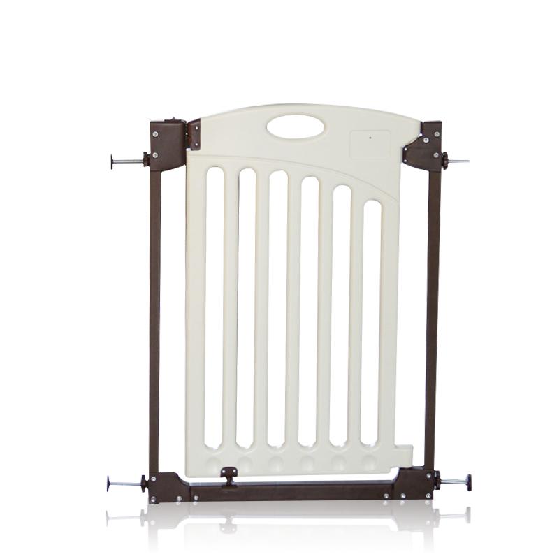麻麻乖 婴儿童安全门栏 宝宝围栏楼梯口防护栏宠物狗栅栏杆隔离门