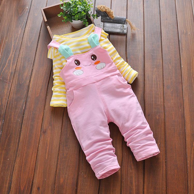 2019新款女宝秋装套装0-1-2-3岁半婴幼儿儿童秋季长袖公主套装
