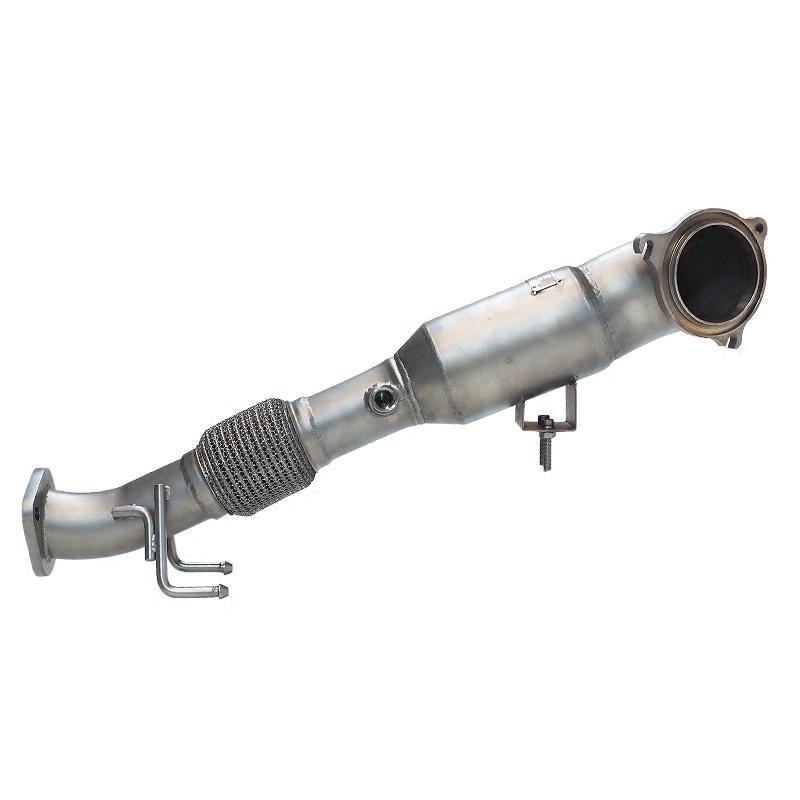 森德排气适用于1.5T福克斯排气头段前段改装头段芭蕉300钼带三元