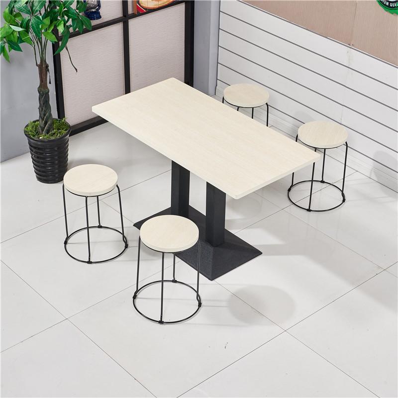 厅中式餐厅长方形餐桌