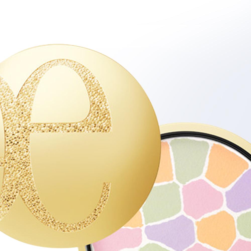 日本Elegance雅莉格丝进口欢颜蜜粉饼保湿定妆 E大饼27g