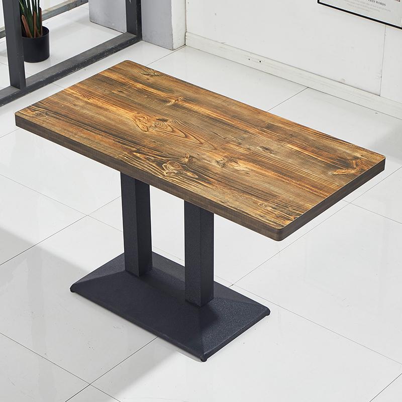 食堂餐饮桌椅组合商用
