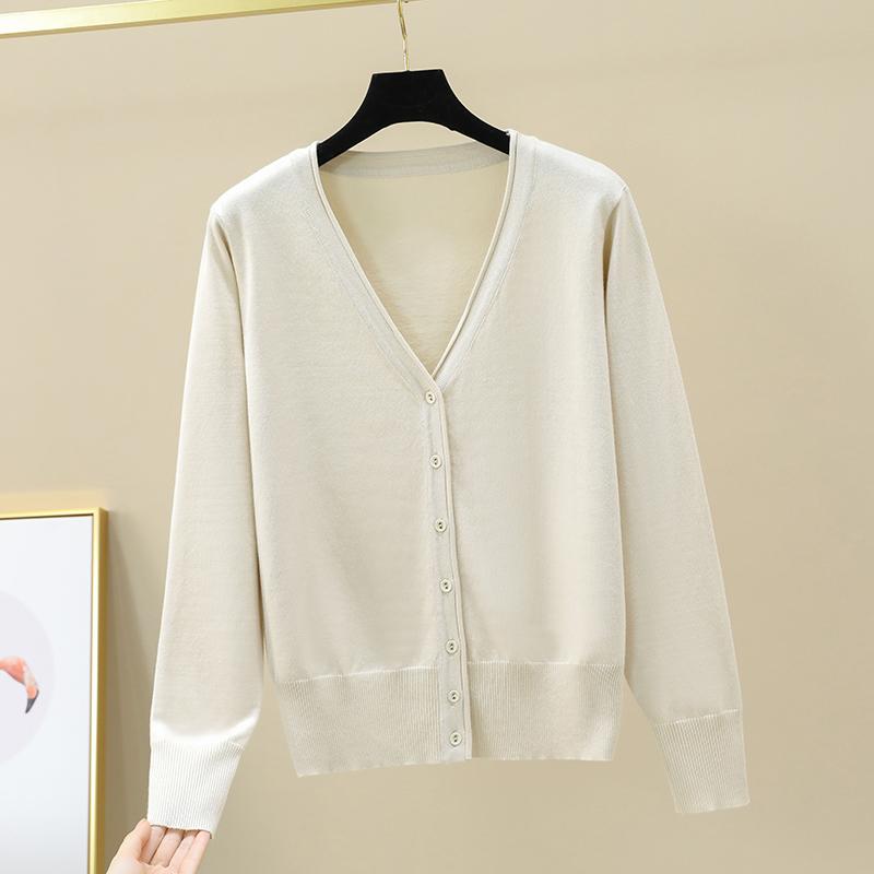 【洛丹娅】针织毛衣外套开衫