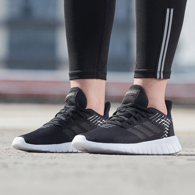 conocido nostalgia Monet  Adidas women's shoes running shoes spring 2021 new trend light casual  running sneakers F36339
