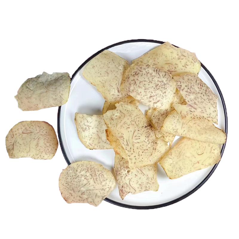 椒盐香脆香芋片脆芋头片薯片洋芋片200G福建网红抖间零食