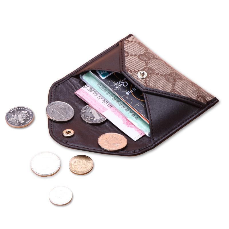 零钱包女超薄小钱包男迷你可爱卡包韩国ins小香零钱袋简约卡套