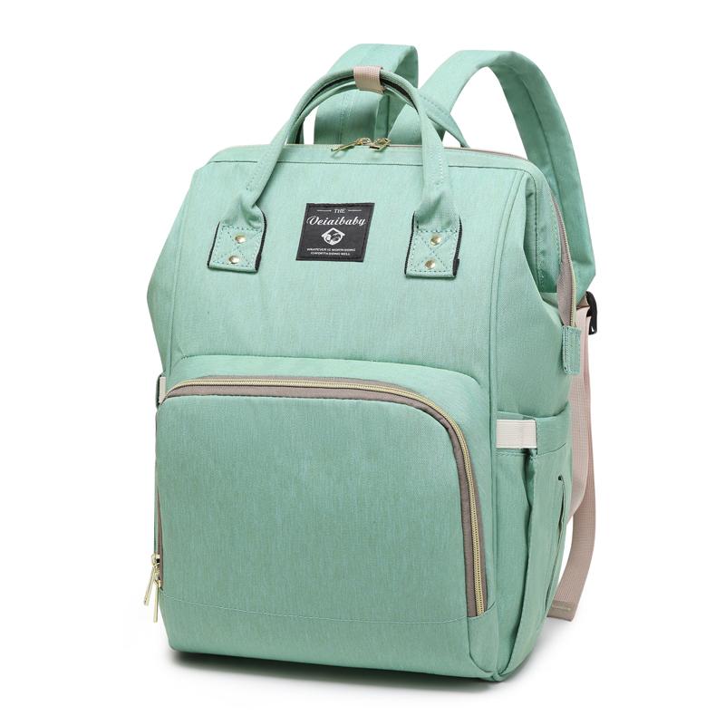 妈咪包 新款背包韩版母婴包大容量外出妈妈旅行包宝妈包双肩包  2019