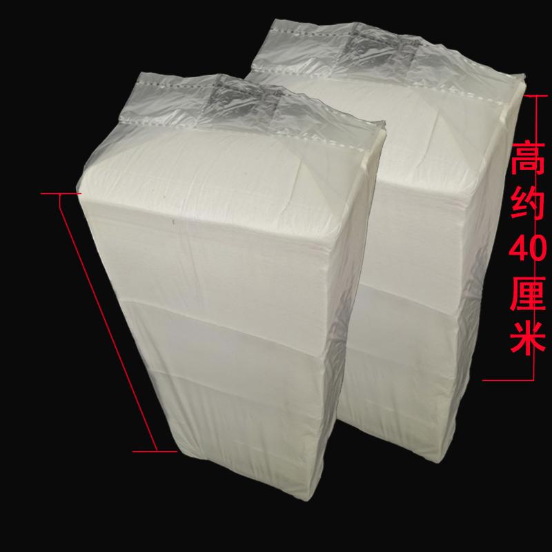 草纸厕纸宠物用纸刀切平板卫生纸厂擦油去污手纸2.4斤1sppnHdkku