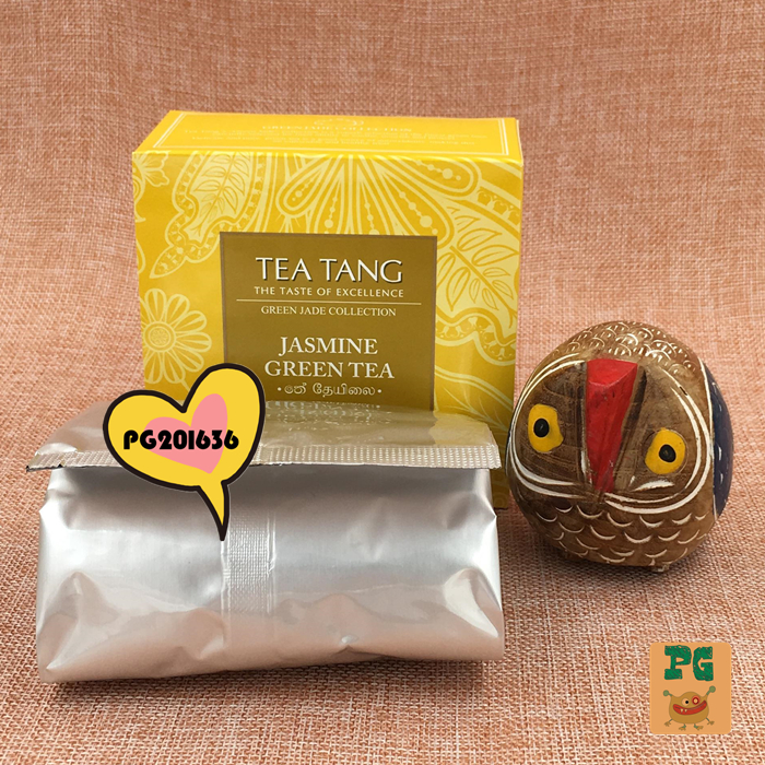 茶包 20 1.5g 茉莉绿茶 JASMINE TANG TEA 锡兰红茶 斯里兰卡