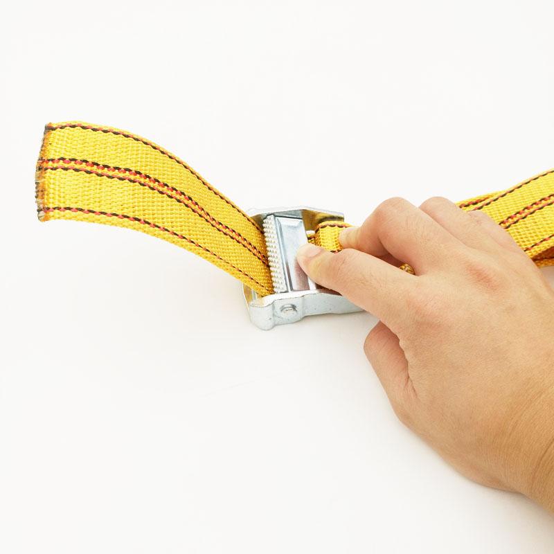 压扣织带卡扣货车捆绑带货物拉紧带卡板调节扣固定带栓紧带 5CM