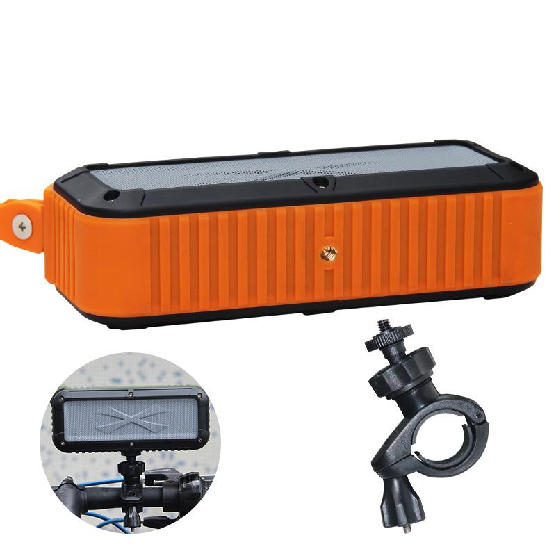 维尔晶 S20蓝牙音箱户外低音炮4.0便携防水双喇叭收音机插卡音响