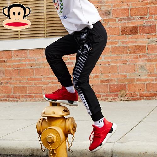 大嘴猴童装男童裤子2020春装新款儿童休闲运动裤子中大童长裤潮