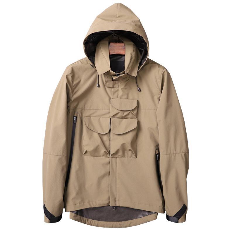 acg 机能先锋非 gt j28 防风防水 多口袋夹克外套冲锋衣 老客一定秒