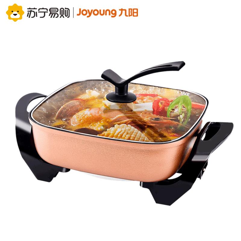 九阳6L大容量家用多功能电煮锅