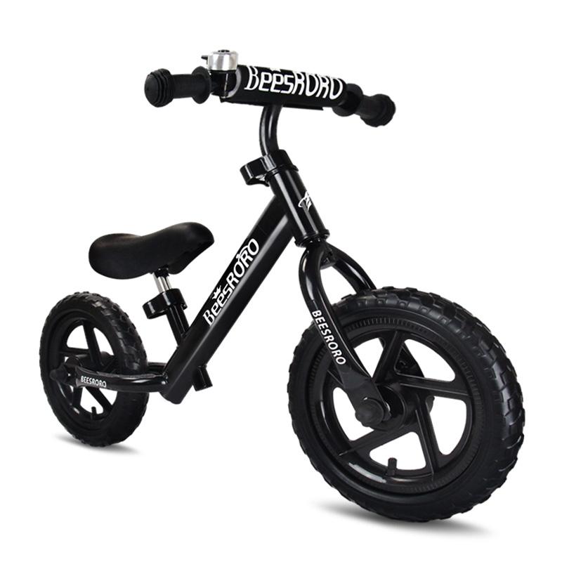比思龙2-6岁儿童平衡车宝宝学步车滑行滑步车溜溜车无脚踏自行车