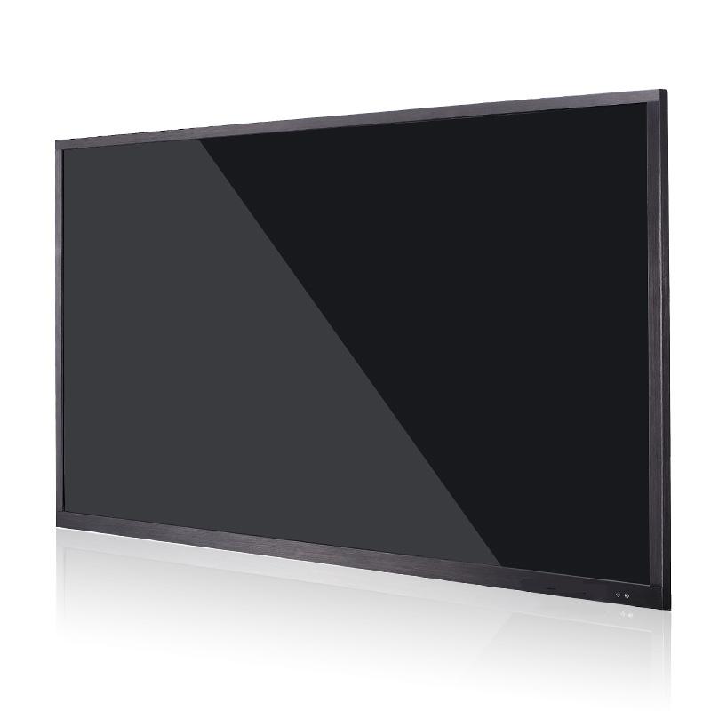 42寸液晶监视器监控显示屏43寸4k显示器工业高清HDMI监控屏1080P