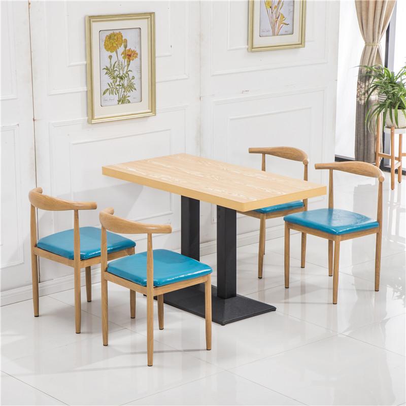 品咖啡店快餐桌椅组合