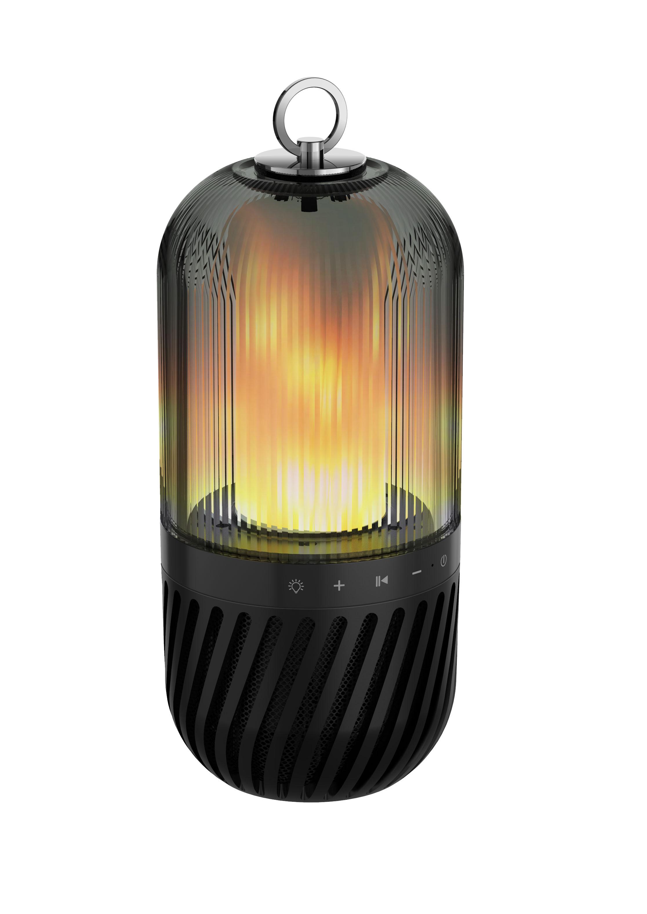 L05S RP 灯 LED 荣事达火焰氛围蓝牙音箱锂电池