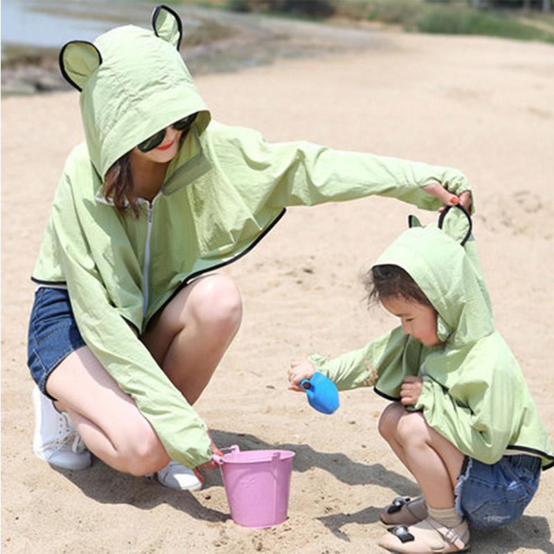 防晒衣女2018新款韩版斗篷透气bf电动车短款女夏季防紫外线沙滩服