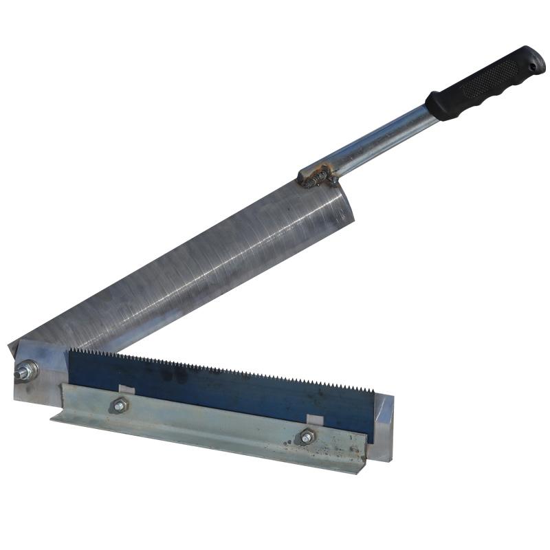 锰钢家用手动小铡刀闸刀砍排骨刀切粉条刀铡草刀切中药刀扎刀侧刀