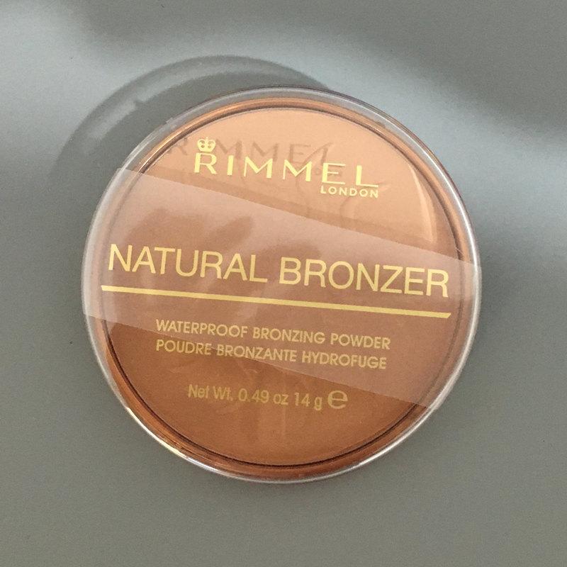美國RIMMEL芮謎礦物質古銅色修容粉餅14g小臉修飾兩件包郵