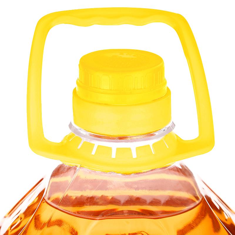 中安 大豆油5l 非转基因食用油桶装 东北压榨笨榨熟豆油 5升 家用