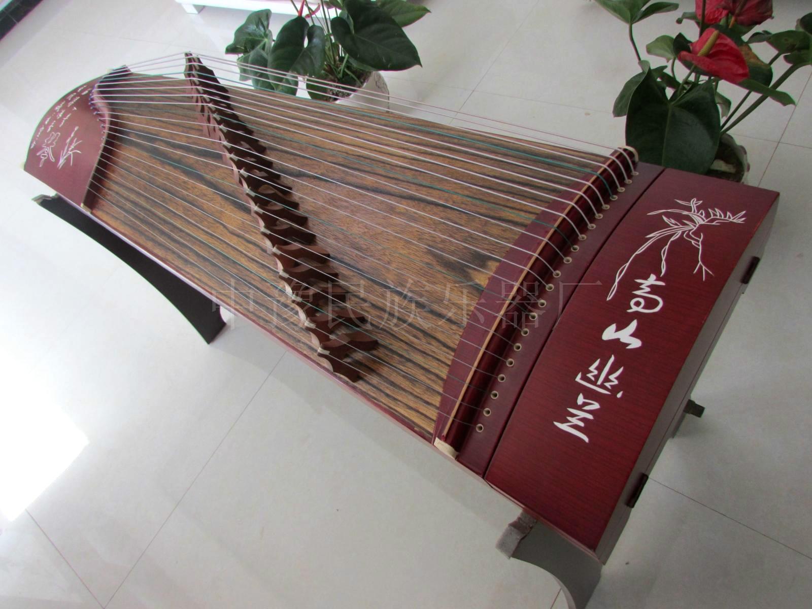 级 10 型红木刻字小古筝特价半筝儿童古筝练习古筝专业 125 厂家直销