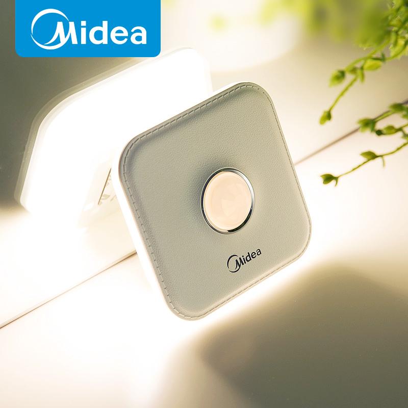 充电式厨房切菜照明无线酒柜免布线衣柜衣帽间开门即亮 LED 橱柜灯