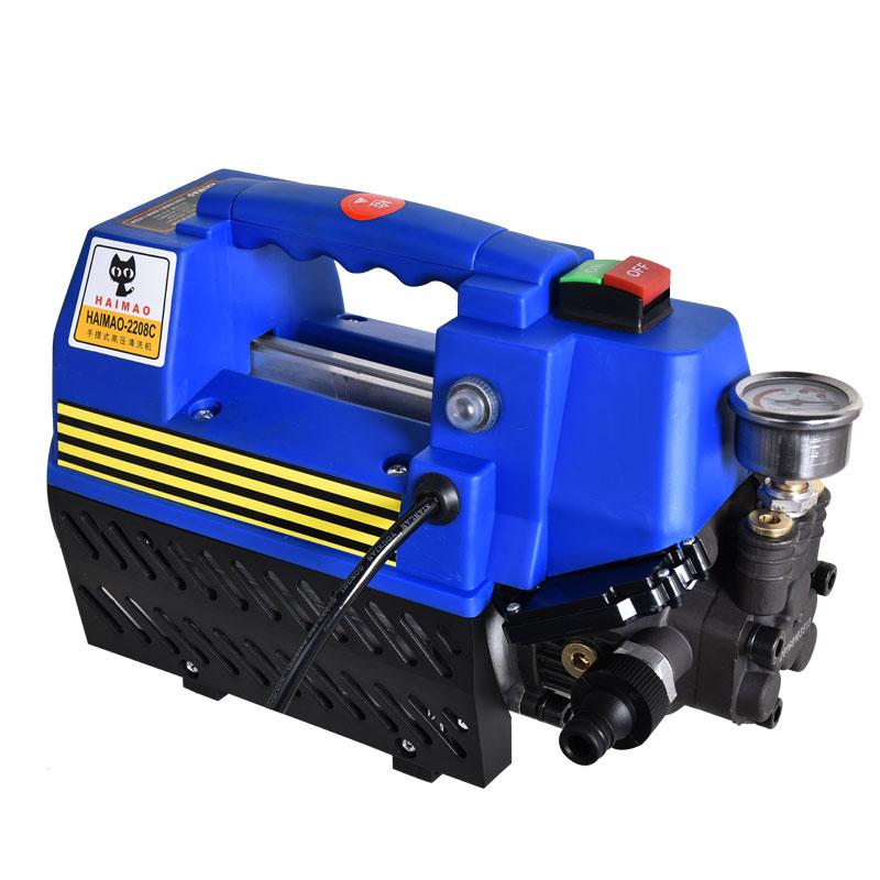 清洗机220v洗车机洗车神器高压家用水泵水枪全自动便携式全铜