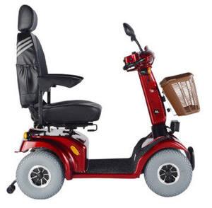康扬KS747.2电动代步车老年人电动轮椅车续航里程38公里
