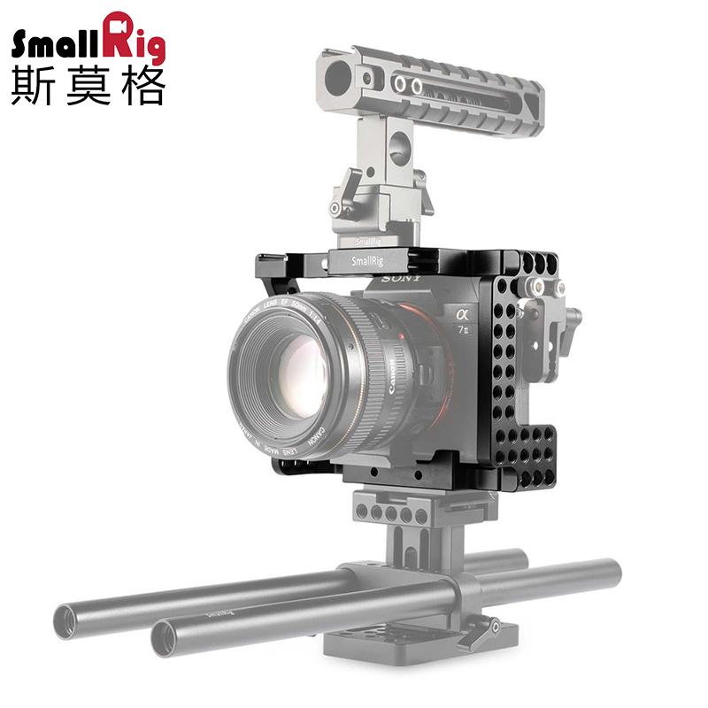 斯莫格smallrig 索尼a72/a7r2/a7s2单反兔笼摄像相机配件1660