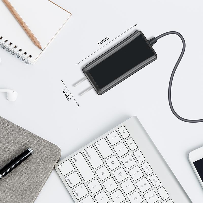 惠普笔记本envy13 x360 830 G4 G5 820 G3笔记本电源适配器充电器