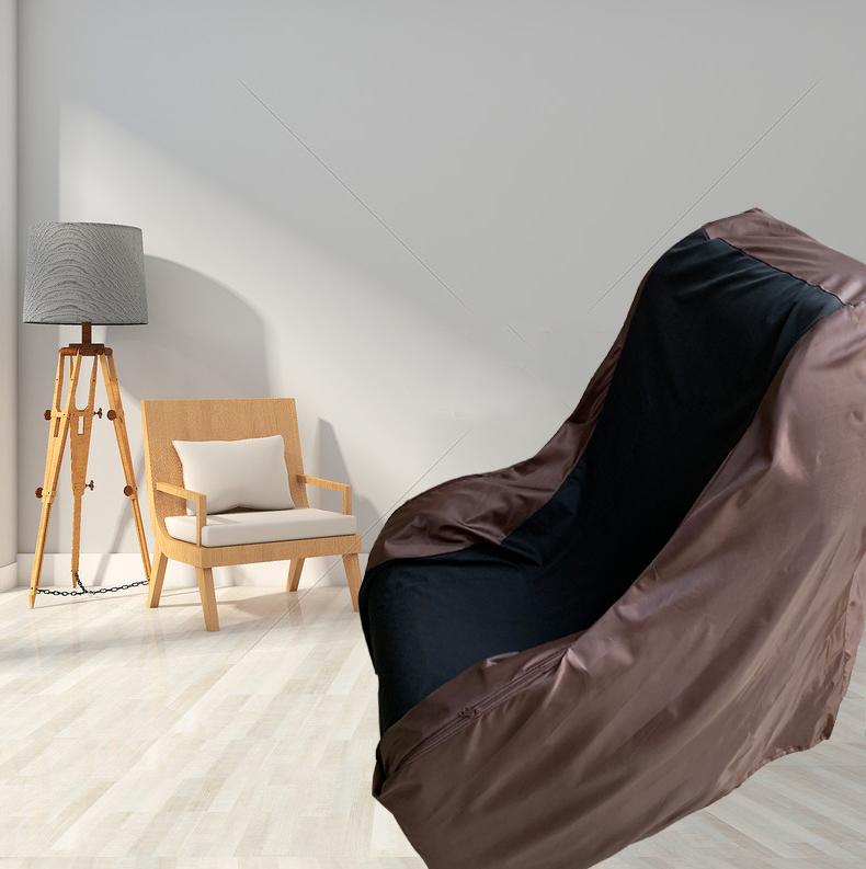 按摩沙发小型按摩椅防尘罩全包耐磨布垫套防脏防尘遮丑免拆多功能