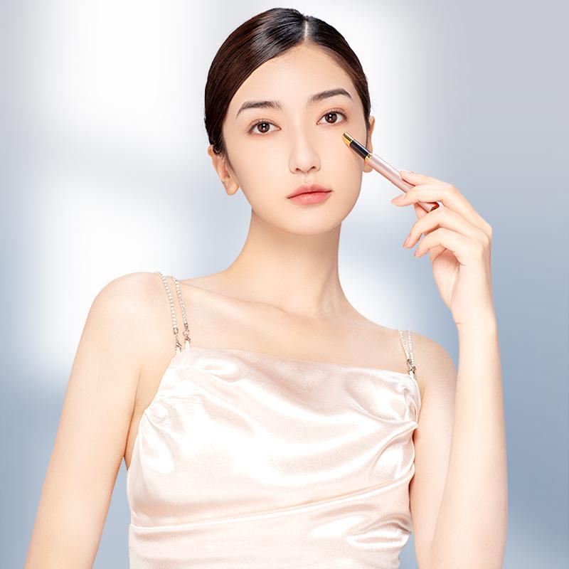 日本SKEEN黄金美眼笔美眼仪眼部美容仪眼霜导入去眼袋细纹黑眼圈