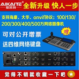 9 HD screen 36 split screen H.265 matrix network surveillance video decoder 6 channel digital matrix splicing