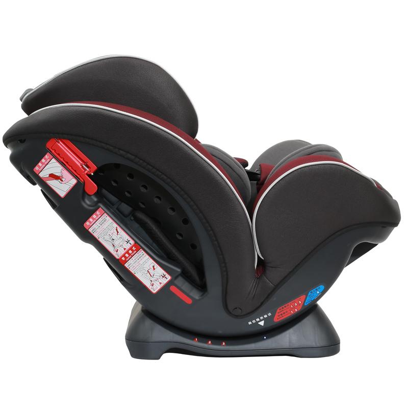 巧儿宜Joie适特捷新生儿儿童安全座椅ISOFIX汽车用双向安装0-7岁