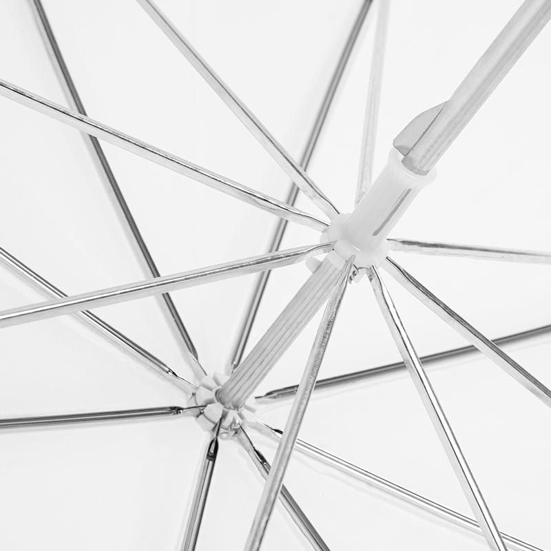 神牛原装33寸柔光伞摄影闪光灯影棚灯柔光伞影楼伞外拍优质小柔光伞直径85cm