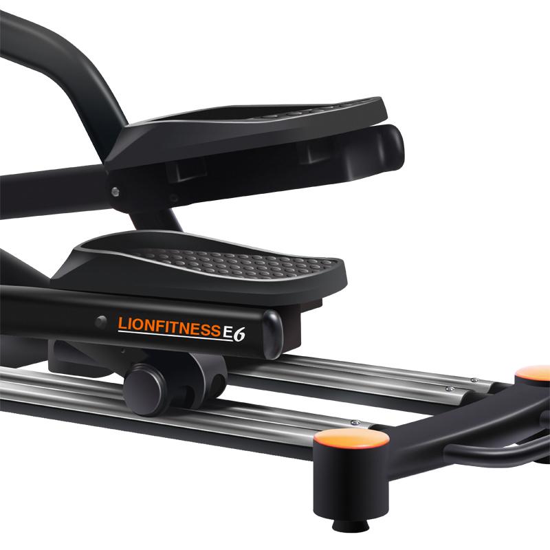 德国力雅特E6原装进口椭圆机商用太空漫步仪家用健身房器室内磁控