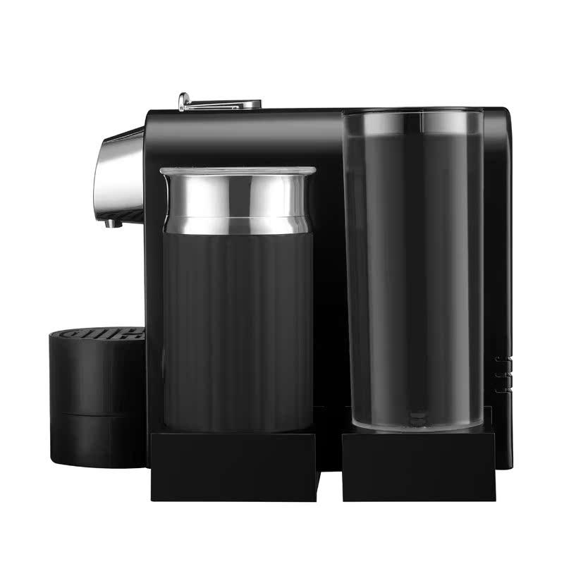 意大利进口胶囊咖啡机奶泡机一体机 家用兼容兼用Lavazza