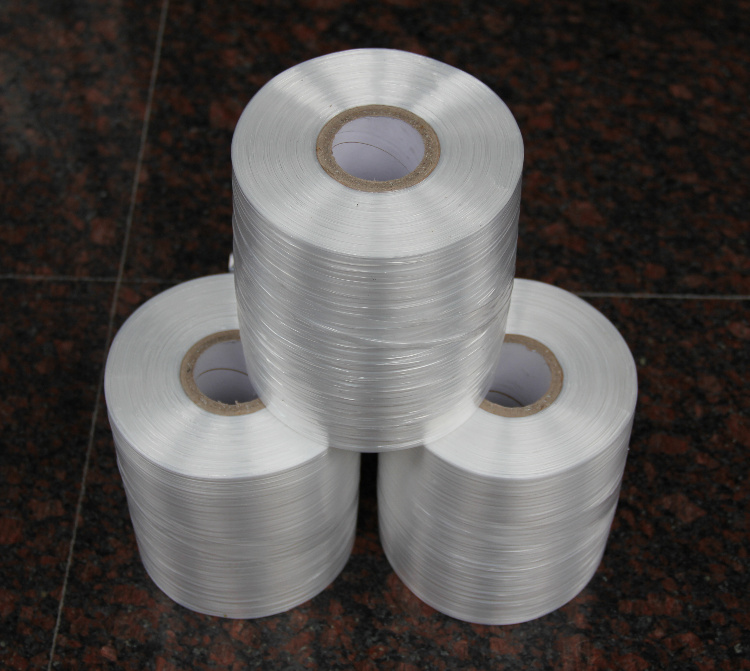 28号台湾pe自动结束带撕裂带机用纸箱专用打包塑料绳包装绳捆扎绳