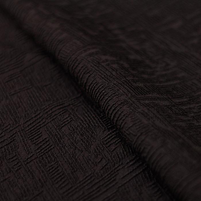 蕾丝批发斜横条纹服装时装面料风连衣裙短裤浮雕弹力DIY提花布料