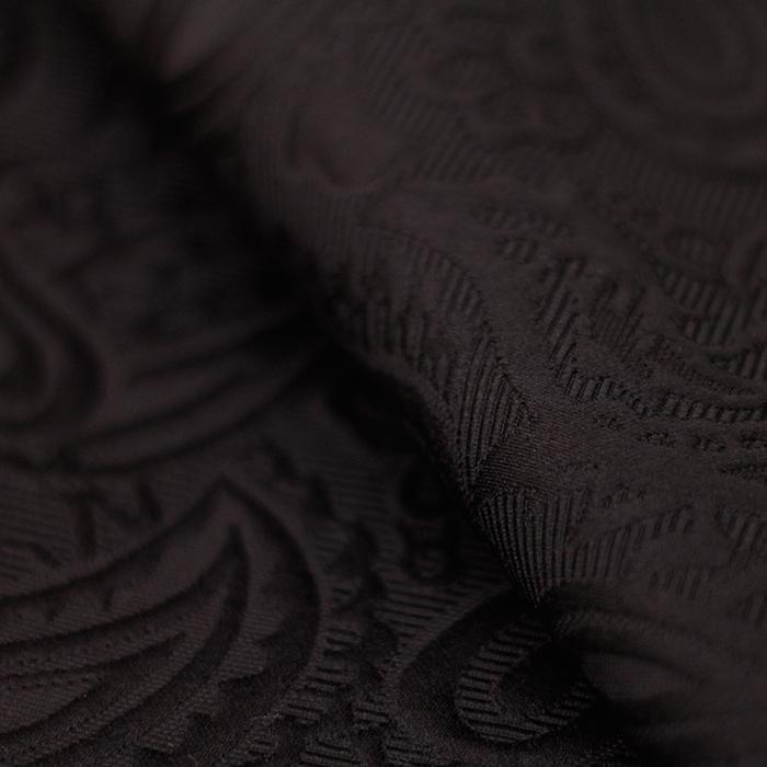 织锦缎提花时装服装面料高档外套布料短裤唐装半身裙旗袍浮雕蕾丝