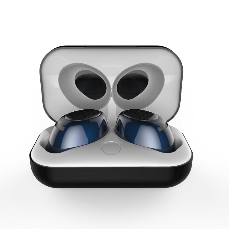 【蓝牙5.0】索爱 T1无线蓝牙耳机迷你微小型双耳隐形耳塞运动跑步入耳式超长待机开车苹果男女通用可接听电话