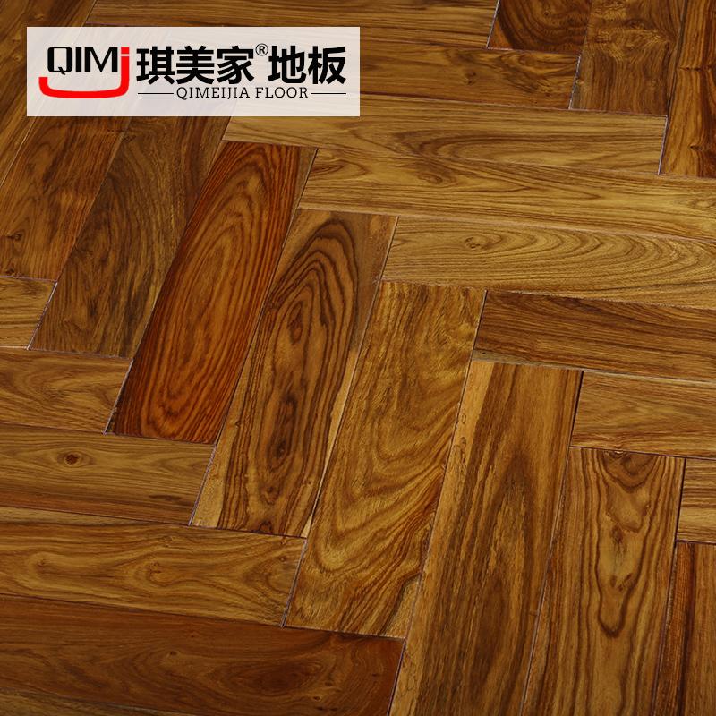 非洲亚花梨纯实木地板 大自然进口原木A级18mm花梨木厂家直销特价